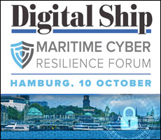 Digital Ship The Maritime CIO Forum, Hamburg, 3 May 2017