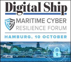 Digital Ship The Maritime CIO Forum, Hamburg, 3 May 2017
