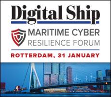 Digital Ship Maritime Cyber Resilience Forum Rotterdam, 31 January
