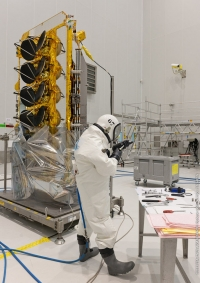 O3b completes initial constellation with four more satellites