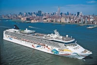 Norwegian Cruise Line commits 14 ships to Global Eagle connectivity