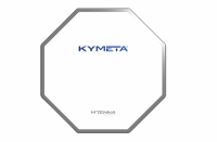 Kymeta flat panel broadband service commercially launched