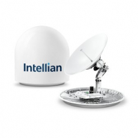 Intellian's v60Ka 2 (pictured) and v100NX Ka antennas are now approved for the THOR 7 satellite network