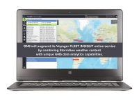 StormGeo and GNS in voyage optimisation partnership