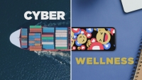 Seafarers need to manage their time spent online to promote good mental well-being. Image courtesy of Ocean Technologies Group.
