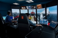 K-Sim Offshore with integrated Kongsberg Dynamic Positioning system is specially designed for advanced offshore operations and will be used in JMI's future training programs