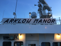Arklow Shipping chooses Satcom Global Aura VSAT for new vessel