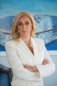 Paillette Palaiologou, vice president for the Hellenic Black Sea & Adriatic Zone, Bureau Veritas