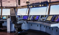 Integrated bridges for new Crowley ships