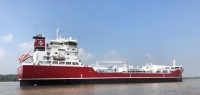 The vessel Ramanda has completed installation of the new system