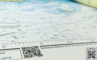 UKHO QR codes to bring paper and digital together