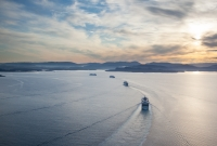 Fred. Olsen Cruise Lines' four ships will be fitted with the new systems