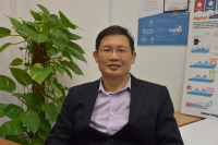 Kevin Peng, managing director at Brightree.