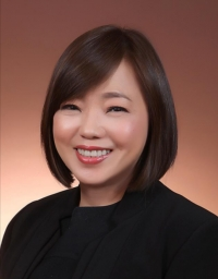 Ms. Caroline Yang, chief executive of Hong Lam Marine, is the first female president in SSA's 34 years' history