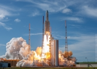 Intelsat 39 has successfully launched from an Arianespace Ariane 5 vehicle from the Guiana Space Centre