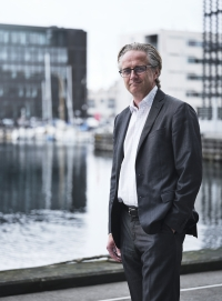 Kim Sørensen, StormGeo's chief operating officer for Shipping
