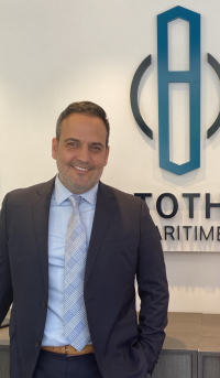 Socrates Theodossiou, co-CEO at Tototheo Maritime