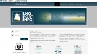 Online LNG terminal portal launched