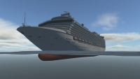Princess Cruises' Crown Princess