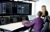 ABB Ability Collaborative Operations Centre in Murmansk, Russia