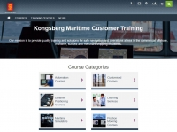 Training portal launched by Kongsberg