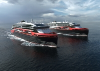 Hurtigruten navigation equipment deal for Rolls-Royce