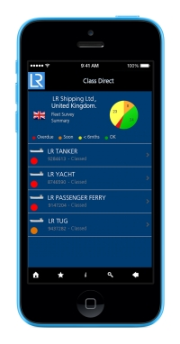 Class Direct app launched by Lloyd's Register