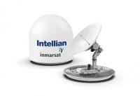 The Intellian GX100NX antenna